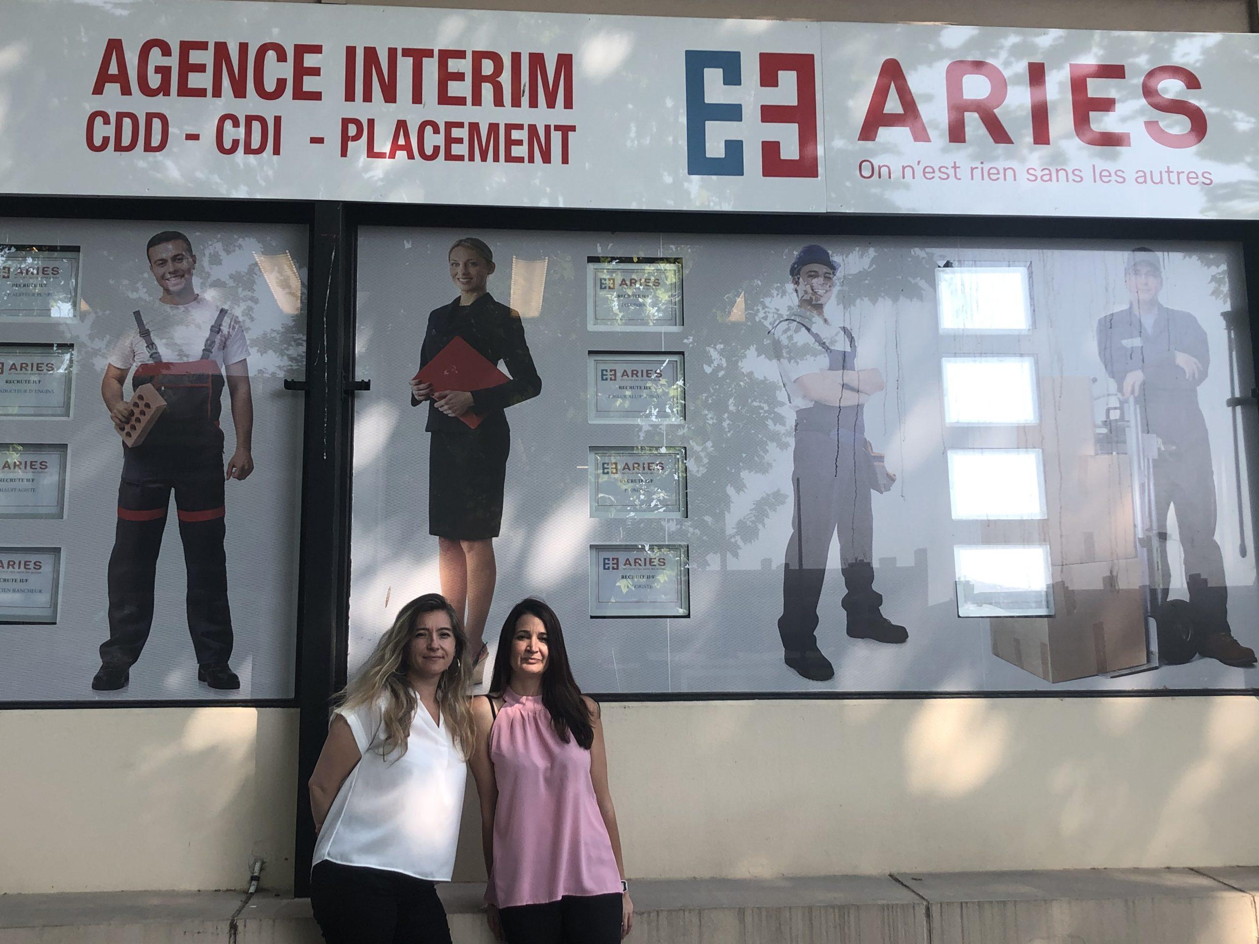 Aries interim Fréjus - équipe